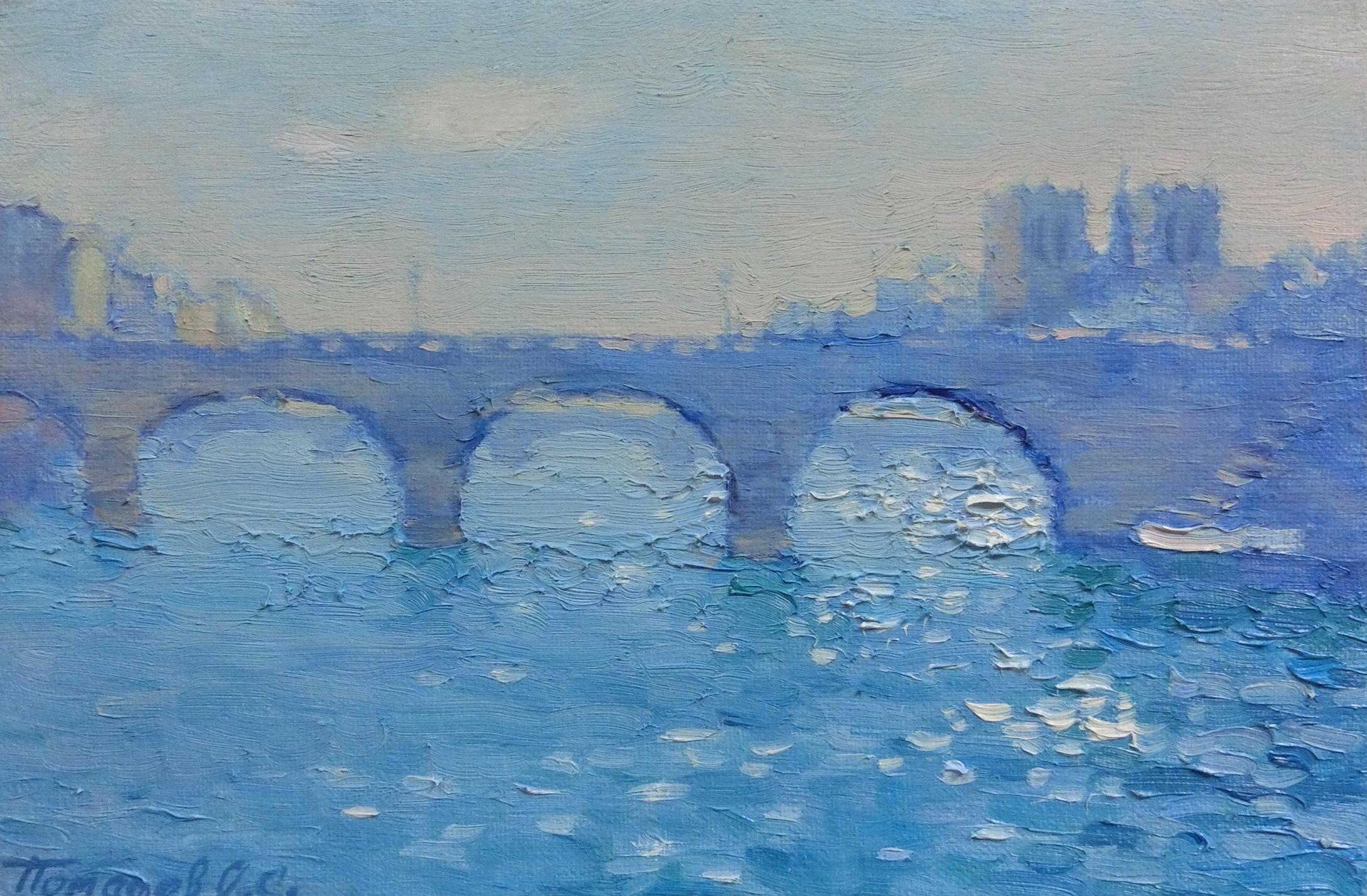 10. Париж. 2007. Х.,м. 20х30