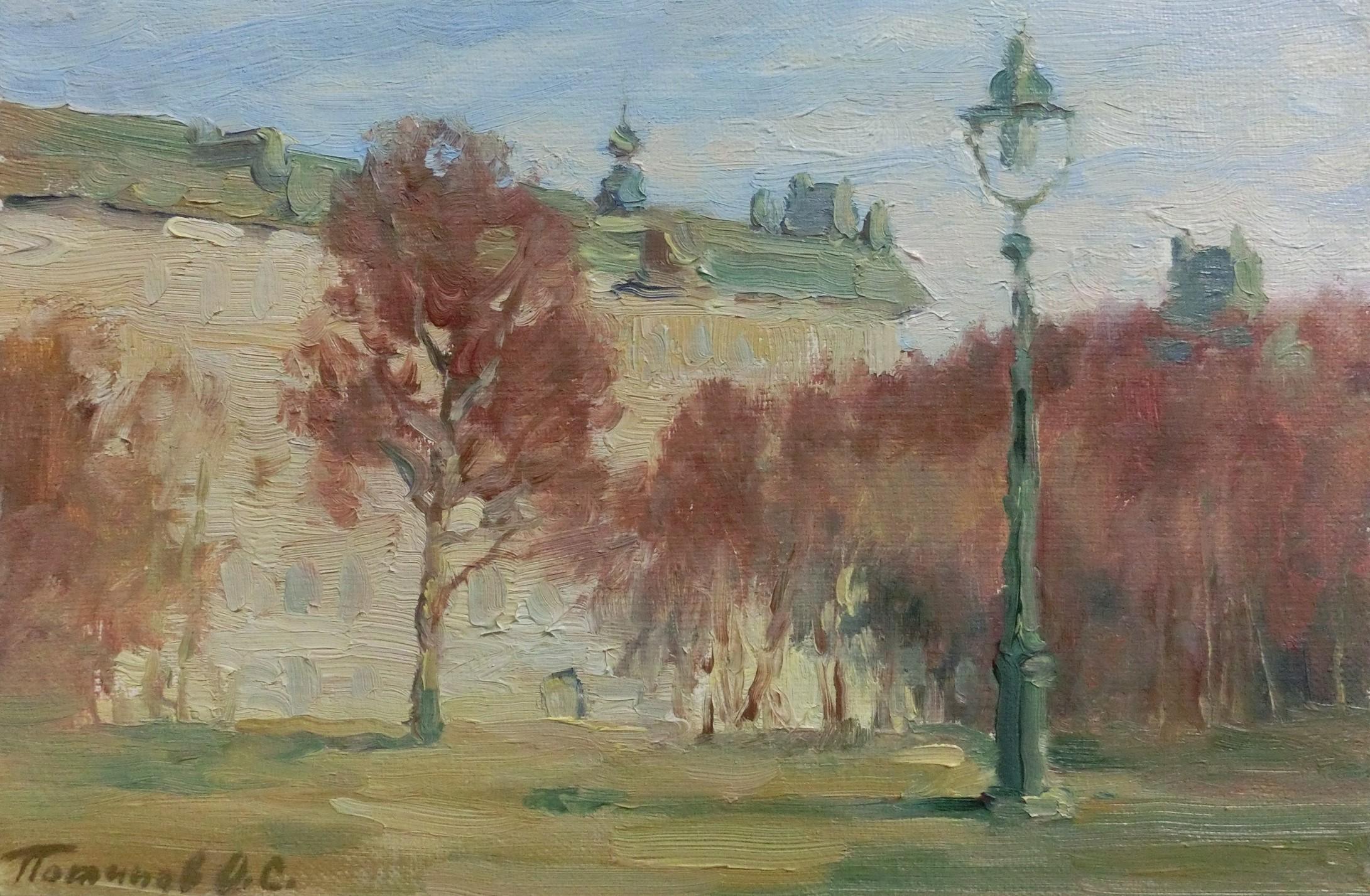 11. Париж. 2007. Х.,м. 20х30