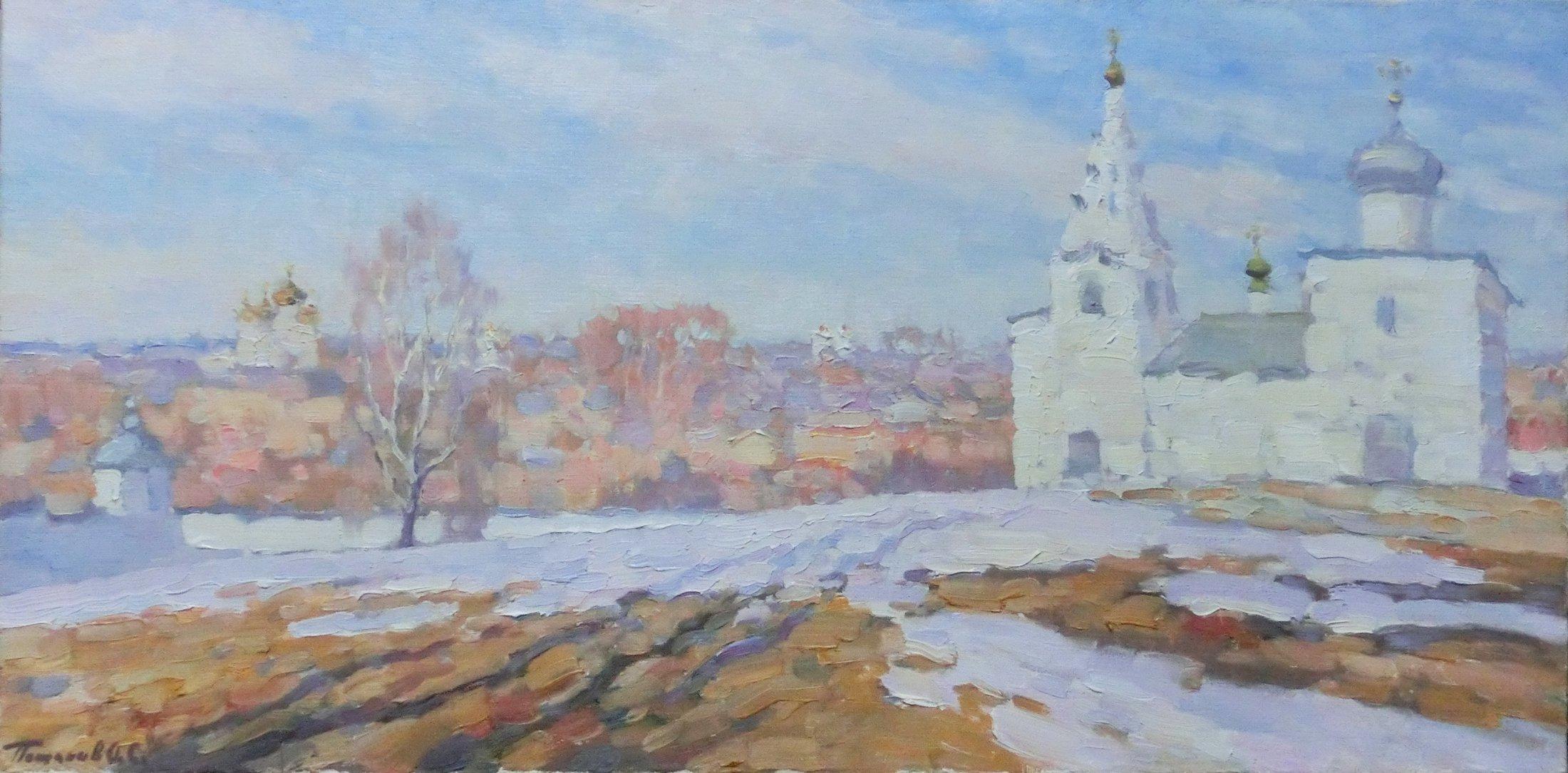 4. Переславль-Залесский. 2015. Х., м. 30х60