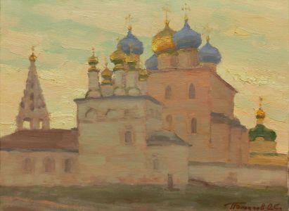 3. Рязанский кремль. 2014. Х., м. 30х40