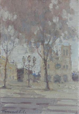 4. Париж. 2007. Х.,м. 30х20