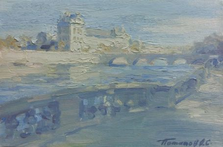 7. Париж. 2007. Х.,м. 20х30
