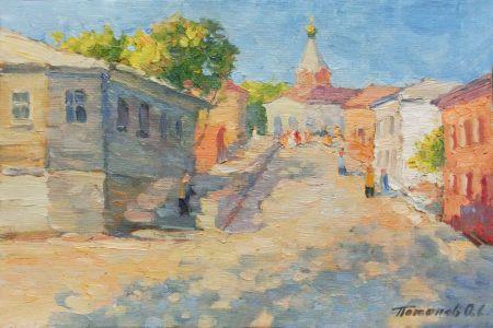 01. Касимов. 2002. Х.,м. 20х30