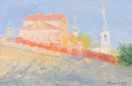 07. Касимов. 2002. Х.,м. 20х30