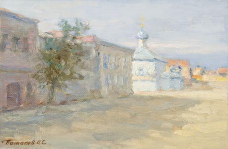 09. Касимов. 2002. Х.,м. 20х30